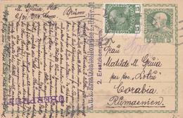 Entier Postal D'Autriche, Scan R/V. - Entiers Postaux