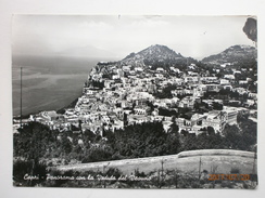 Postcard Capri Panorama My Ref B21566 - Napoli (Naples)
