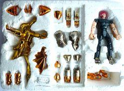 FIGURINE SAINT SEIYA  CHEVALIER DU ZODIAQUE  SCYLLA KYRA EN LOOSE COMLET ANNEE 87 BANDAI - Saint Seiya