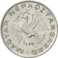 Hongrie, 10 Filler, 1969, Budapest, TTB+, Aluminium, KM:572 - Hongrie