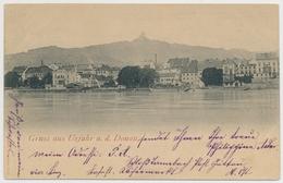1898 - Gruss Aus Urfahr A. D. Donau - Linz