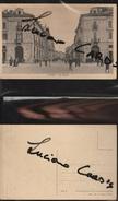 13195) CUNEO VIA ROMA NON VIAGGIATA 1940 CIRCA - Cuneo