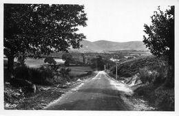 St Augustin - Route De Corrèze - Vue D'ensemble Des Monédières - France