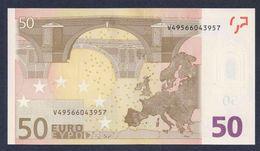 (BE033)  - 50 € - SPAIN - V - JC TRICHET - SC/UNC  (MO46B4) - EURO