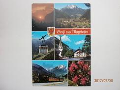 Postcard Gruss Aus Mayrhofen MultiviewZillertal Tirol My Ref B21570 - Greetings From...