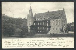 +++ CPA - REMERSDAEL - Château D' OBSINNIG   // - Voeren