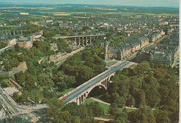(LU106) LUXEMBOURG. PONT ADOLPHE ET AVENUE DE LA LIBERTE - Luxemburgo - Ciudad