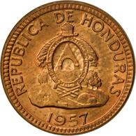 Honduras, Centavo, 1957, TTB+, Bronze, KM:77.2 - Honduras