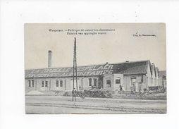 Wespelaer-Fabriek Van Opgelegde Waren - Haacht