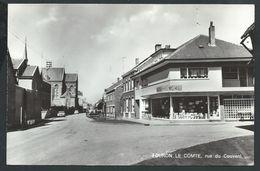 +++ CPA - FOURON LE COMTE - Rue Du Couvent - Commerce - CPSM   // - Voeren