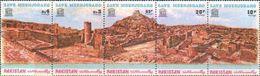 PAKISTAN MNH** STAMPS , 1976 Save Mohenjo-Daro By The UNESCO - Pakistan