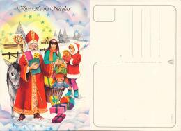 Saint Nicolas Editions SAEMEC - Saint-Nicolas