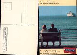 Carte Publicitaire Pour PICTIONARY - Editions BOOMERANG - Cartes Postales