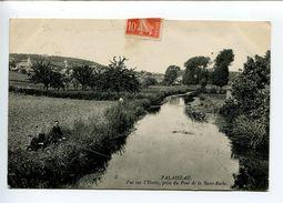 Palaiseau Pêche Yvette - Corbeil Essonnes