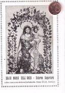 SANTINO SANTA MARIA DELL'ARCO SIDERNO SUPERIORE CALABRIA ANNI 40 - Religione & Esoterismo