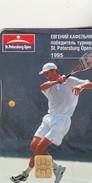 TENNIS Kafelnikov - Russie