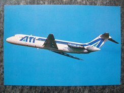 DOUGLAS DC9/32   ATI Compagnia Italiana  I-DIZO - 1946-....: Modern Era