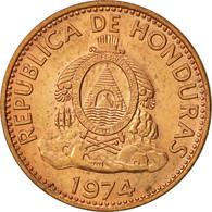 Honduras, Centavo, 1974, SUP, Copper Plated Steel, KM:77a - Honduras