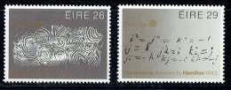 1983  Europa Set - Contemporary Paintings  MNH ** - 1949-... République D'Irlande