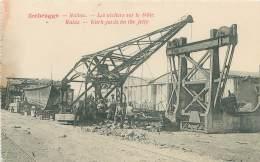 ZEEBRUGGE - Ruines - Les Ateliers Sur Le Môle - Zeebrugge