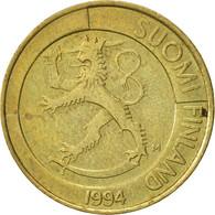 Finlande, Markka, 1994, TTB, Aluminum-Bronze, KM:76 - Finlande