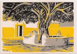 Postal Cabo Verde - Cape Verde - Ilha De Santo Antão - Ribeira Grande - Carte Postale - Postcard - Cape Verde