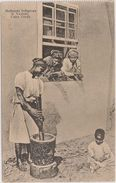 Postal Cabo Verde - Cape Verde - Ilha De S. Vicente - Mulheres Indigenas - Carte Postale - Postcard - Cape Verde