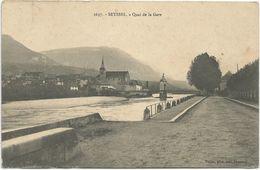 SEYSSEL - Quai De La Gare - Seyssel