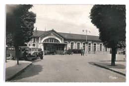 CPSM 91 CORBEIL LA GARE - Corbeil Essonnes
