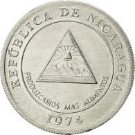 Nicaragua, 5 Centavos, 1974, SUP, Aluminium, KM:28 - Nicaragua