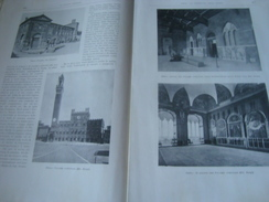 LA CULTURA MODERNA 1924 AQUILEJA SIENA MORTE DI GIACOMO PUCCINI - Libros, Revistas, Cómics