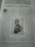 LA CULTURA MODERNA 1925 CASTELLETTO TICINO BINASCO FLORENZO ABBONDIO SCULTORE GAETA MANTOVA - Libros, Revistas, Cómics