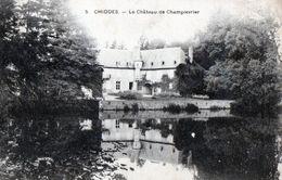 [58] Nièvre > Non Classés Chiddes Le Chateau De Champievrier - Non Classés