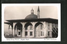 CPA Konstantinopel, Topkapi Sarayi Müzesi, Bagdat Köskü, Her Hakki Mahfuzdir - Turkey
