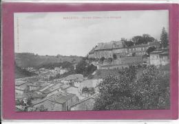 55.-  BAR-LE-DUC .- Le Vieux Château Vu Du Rossignol - Bar Le Duc