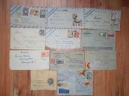 Lot Argentinien Briefe - Argentinien