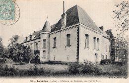 V11413 Cpa 36 Levroux - Château De Romsac, Vue Sur Le Parc - France