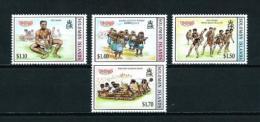 Islas Salomón  Nº Yvert  902/5  En Nuevo - Islas Salomón (1978-...)
