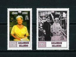 Islas Salomón  Nº Yvert  694/5  En Nuevo - Islas Salomón (1978-...)