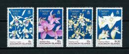 Islas Salomón  Nº Yvert  630/3  En Nuevo - Islas Salomón (1978-...)