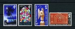 Islas Salomón  Nº Yvert  183/4-193/4  En Nuevo - Islas Salomón (1978-...)