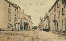 Lacaune: Avenue De Castres - Other Municipalities