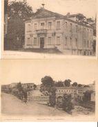 Semalens : La Mairie Et La Chaussée - Other Municipalities