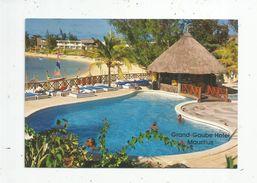 Cp , MARITIUS , ILE MAURICE , GRAND GAUBE HOTEL , écrite , Photo : Robert NG - Mauritius