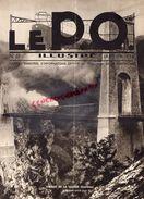REVUE P.O.N° 19-1932- LUZEGE-SAINT BONNET RIVIERE-AUTOCAR LOIRE-JUILLAC AUTOBUS-LAITERIE GARE-SAINT NAZAIRE-ARGENTAT- - Railway & Tramway
