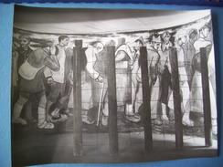 WW2 / PRISONNIERS DE GUERRE / STALAG / OFLAG / PHOTOGRAPHIE GRAND FORMAT / ORIGINALE / 2 - 1939-45