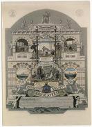 The OPERATIVE BRICKLAYERS' SOCIETY - Trades Union Membership Certificate Or Emblem - Vakbonden