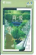 JANE EYRE Film Movie Cinéma Télécarte Phonecard (S.344) - Chine