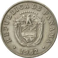 Panama, 5 Centesimos, 1982, TTB, Copper-nickel, KM:23.2 - Panama