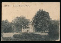 DE PINTE - CHATEAU DE GRAND NOBLE - De Pinte